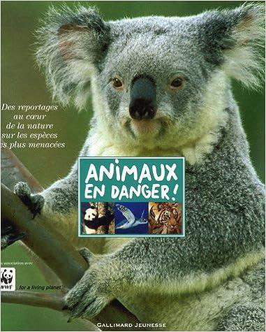 Livres Animaux en danger ! epub, pdf