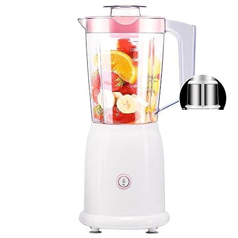 Juicer Exprimidor Household Automático De Frutas Y Verduras Multifuncional Mini Exprimidor De Frutas Fritas,White