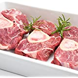 100% Grass Fed Beef Shank 2 Pack – 2lbs Each Pack– Delicious & Healthy Natural Beef Meat, Protein & Omega-3 Rich, Hormone-Free & Non-GMO, Juicy & Ready, Classic American Slow Cooker & Braising Choic