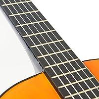Kapok LC14 4/4 ZURDO Paquete De Guitarra Acústica para ...