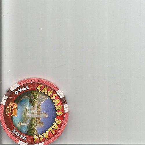 $5 caesars palace 50 years fountain las vegas casino chip - Palace Chip Caesars
