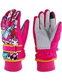 22 Degree F Womens Mens Cold Weather Waterproof Glove...
