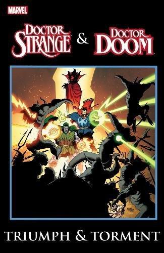 Dr Marvel Doom - Dr. Strange & Dr. Doom: Triumph & Torment