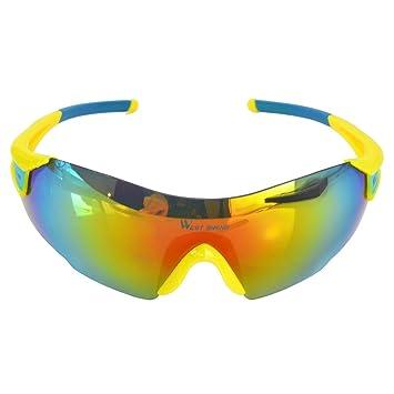 Gafas de sol para ciclismo, de West Biking, lentes modernas ...