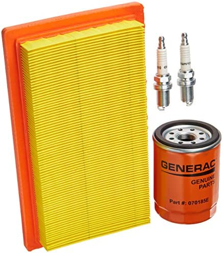 Cold Weather Kit with Oil Filter for 8-22 KW Generac Home Standby Generators by Geco Generator Parts