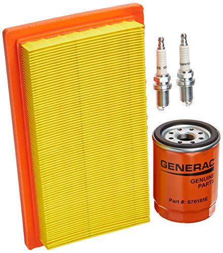 Generac 6485 Scheduled Maintenance Kit for 20kW and 22kW Standby Generators with 999cc Engine