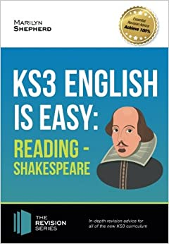 Book KS3 English is Easy - Reading -Shakespeare: In-depth revision advice for all of the new KS3 curriculum