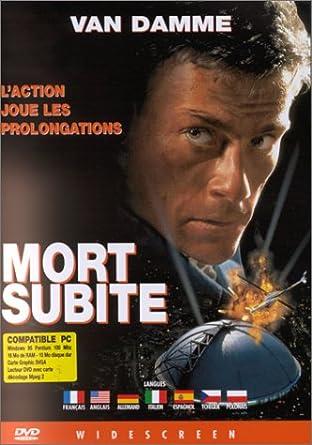 Mort subite [Francia] [DVD]: Amazon.es: Jean-Claude Van ...
