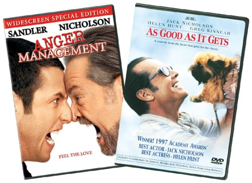 Anger Management / as Good as It Gets Pack