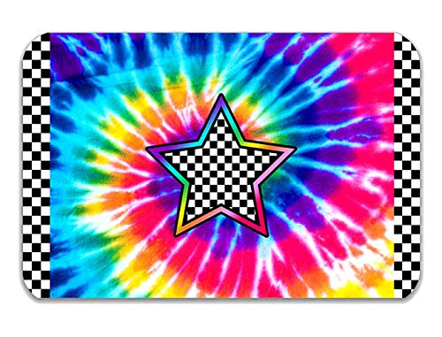(Gilbins Super Soft and Comfy Floor Mat Bunk Camp Floor Mats (Star Power))