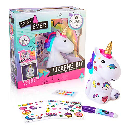 Canal Toys - Style 4 Ever - Unicornio para Decorar DIY - OFG106