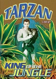 Tarzan: King of the Jungle 5 DVD SET