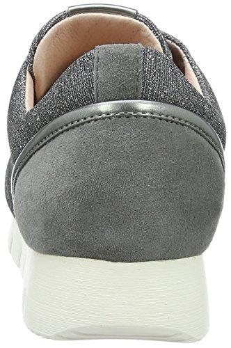 Femme Unisa Bomba Basses Sneakers Steel Gris ti wITqr6FI