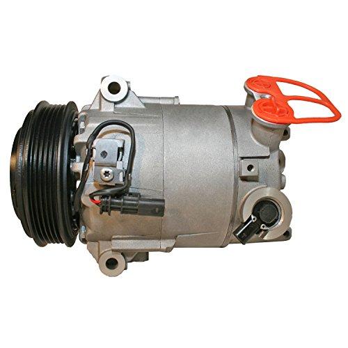 TCW 27554.5T1 A/C Compressor and Clutch (Tested Select) Chevrolet Malibu A/c Compressor