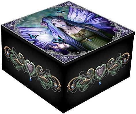 Espejo joyero - Mystic Aura - Joyero de hada mágica: Amazon ...