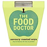 The Food Doctor Savoury Roasted Soya (175g) - Pack of 2