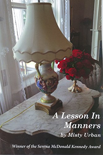 Cover for the short story collection, A Lesson in Manners, by Misty Urban
