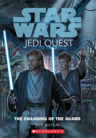 The Changing of the Guard - Book  of the Star Wars Legends