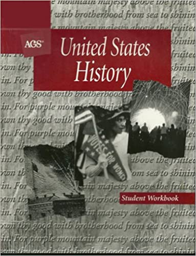 Counting Number worksheets free us history worksheets : UNITED STATES HISTORY STUDENT WORKBOOK: AGS Secondary ...