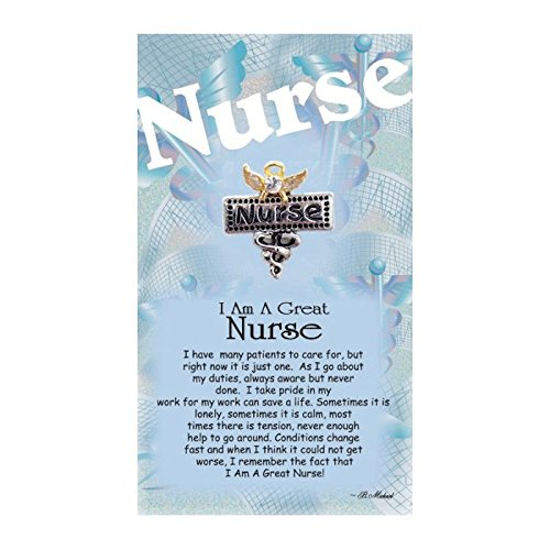 Thoughtful Little Angels I Am a Great Nurse ()