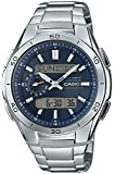 [カシオ]CASIO 腕時計 wave ceptor 世界6局対応電波ソーラー WVA-M650D-2AJF メンズ