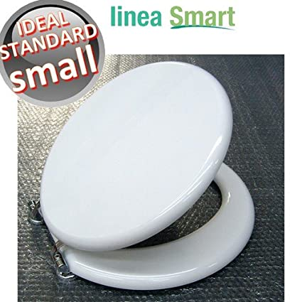 Fine Acb Ercos Smart Ideal Standard Small Toilet Seat Amazon Co Bralicious Painted Fabric Chair Ideas Braliciousco