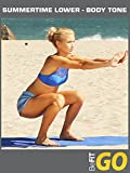 Summertime Lower-Body Tone Mobile Workout: BeFiT GO