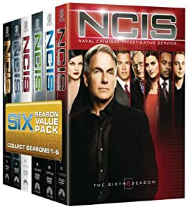 NCIS: Seasons 1-6 [Import]
