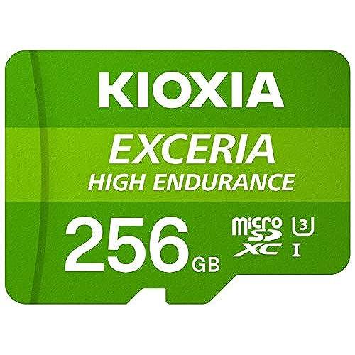 KIOXIA EXCERIA HIGH ENDURANCE 256GB