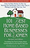 101 Best Home-Based Businesses, Priscilla Huff, 0761516514