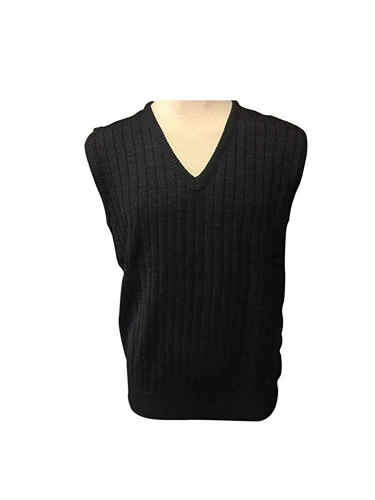 Cotton Traders Big and Tall DAvila Acrylic Sweater Vest