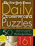 Daily Crossword Puzzles, New York Times Staff, 0312300573