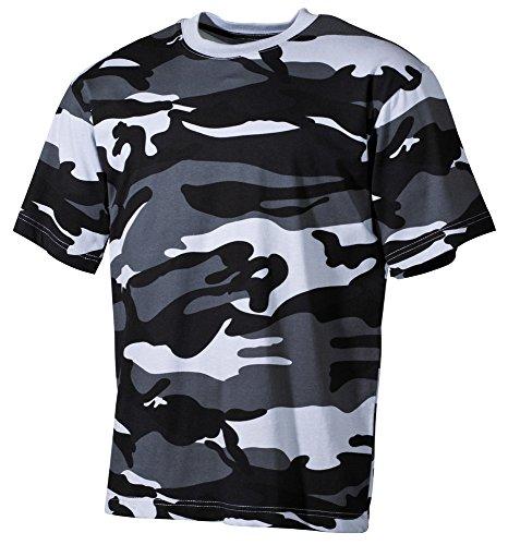 Con Skyblue Estadounidense Corta 170 Diseño m² manga Camiseta G pfqdwd