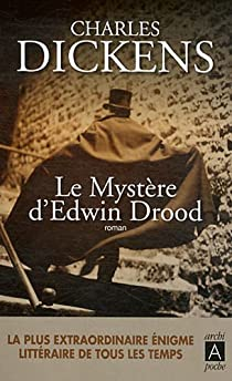 Le mystère d'Edwin Drood par Dickens