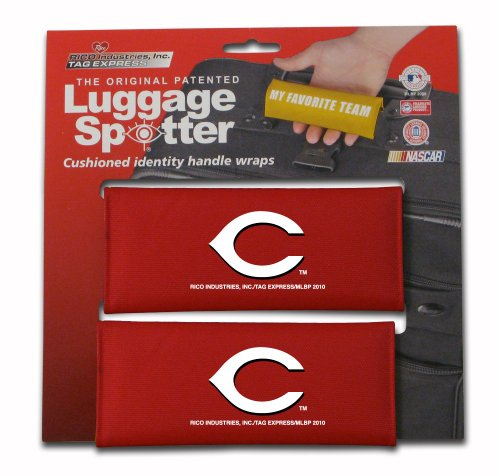 MLB Cincinnati Reds Single Luggage Spotter
