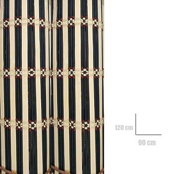 90x120 Bambusvorhang Fur Turen Und Fenster Amazon De Elektronik