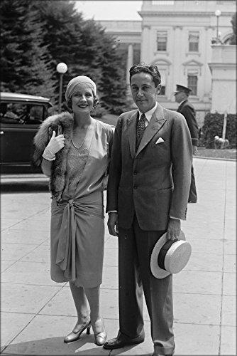 Poster Mr Mrs. Irving Thalberg Norma Shearer, 7_24_29