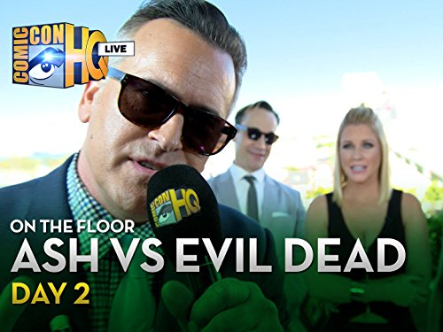 CCHQ Live 2016- Ash vs Evil - Red Ban