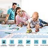 Bammax Play Mat, Foldable Baby Playmat Waterproof