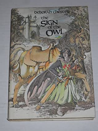 book cover of The Sign of the Owl