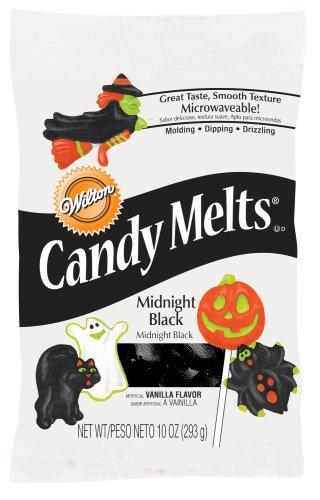 Wilton Midnight Black Candy Melts 10oz
