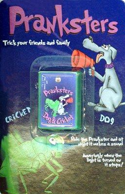 Cricket Funny Office Prank Joke Gag Gift