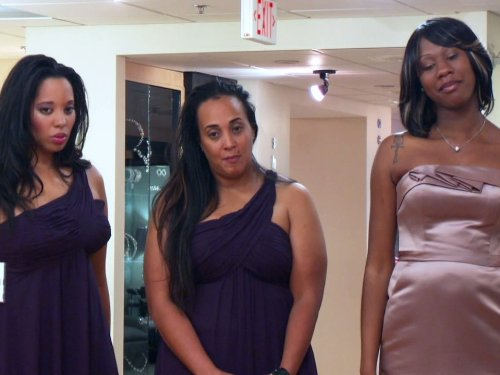 Cold Feet and Hot Tempers (Episodes Of Say Yes To The Dress)