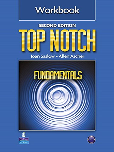 Top Notch Fundamentals Workbook