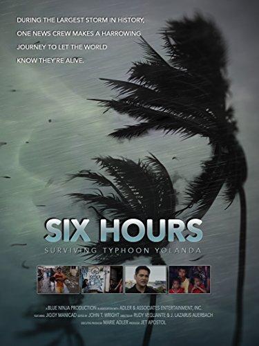 DVD : Six Hours: Surviving Typhoon Yolanda