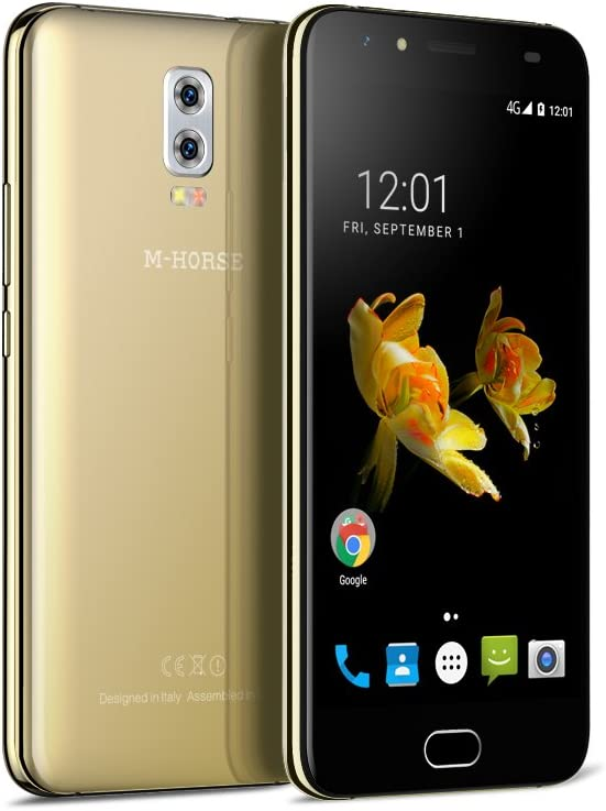 Smartphone Libre, M-HORSE Power 2 4G 6000mAh Teléfonos Móviles ...