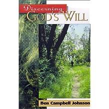 Discerning God's Will