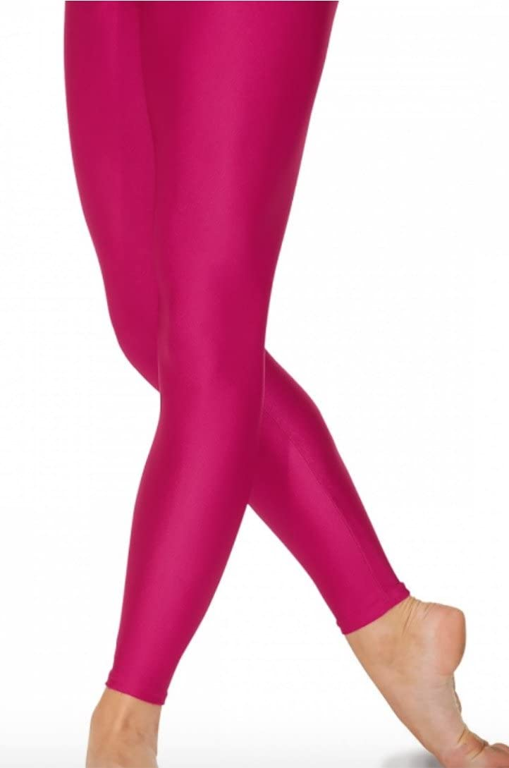 Tappers /& Pointers Footless Tights//Leggings Nylon Lycra 8/Colours