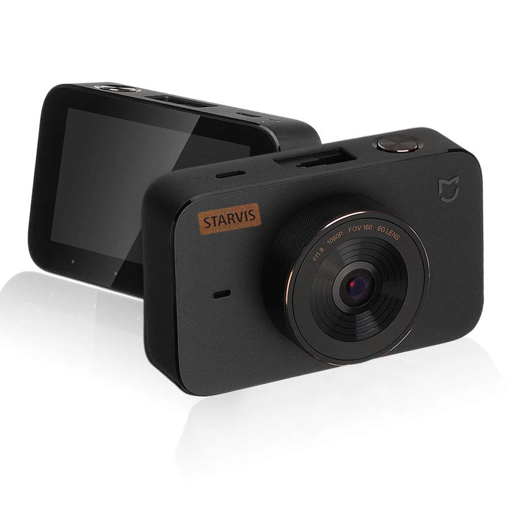Color Gris Tel/éfono m/óvil Xiaomi Mi Dash Camera 1S