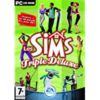 LES SIMS : TRIPLE DELUXE ( Sims Double deluxe + Sims Vacances)